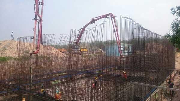 Xử lý nước thải 500 m3/ngày của Công Ty Sawaen